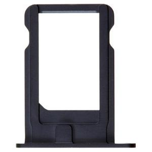 Βάση Κάρτας Sim Tray - Apple iPhone 5 Black