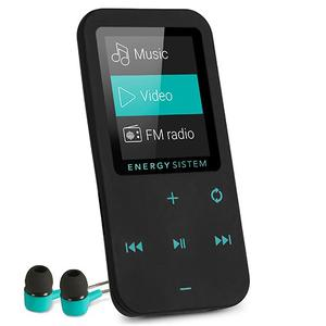 MP4 Player Bluetooth Energy Sistem Touch Mint