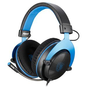Gaming Headset Sades MPower Blue