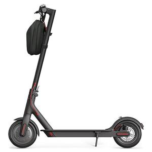 FDTwelve HardPouch Black - Electric Scooter