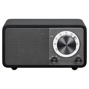 Sangean Genuine Mini Matt Black (WR-7)