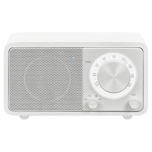 Sangean Genuine Mini Matt White (WR-7)