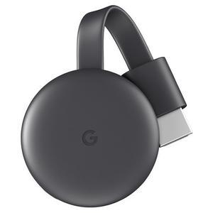 Google Chromecast 3rd Generation με Αντάπτορα EU