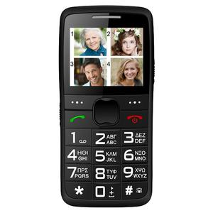 Powertech Sentry Eco PTM-18 Dual Sim Black