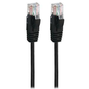 Καλώδιο Powertech U/UTP Cat.5e Black 1m (CAB-N001)
