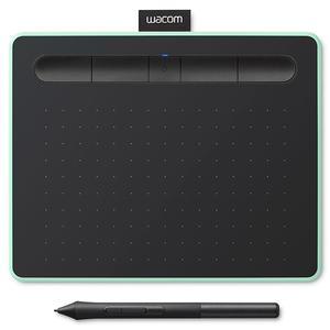 Wacom Intuos S with Bluetooth Pistachio (CTL-4100WLE-N)