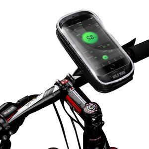 WildMan HardPouch Bike Mount XXS Black