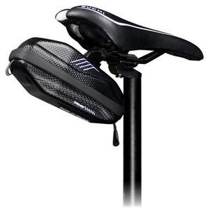 WildMan HardPouch Bike Mount XS Black