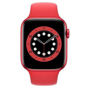 Apple Watch Series 6 GPS 44mm (PRODUCT)RED Aluminum Case with Sport Band (PRODUCT)RED