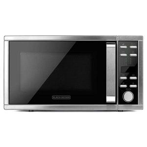 Φούρνος Μικροκυμάτων Black+Decker BXMZ901E Grey