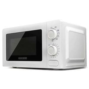 Φούρνος Μικροκυμάτων Black+Decker BXMZ700E White
