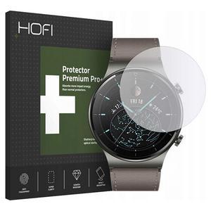 Hybrid Glass Hofi Premium PRO+ Black - Huawei Watch GT 2 Pro
