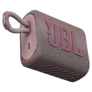 Speaker Bluetooth JBL Go 3 Pink