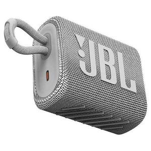 Speaker Bluetooth JBL Go 3 White