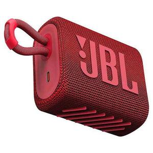 Speaker Bluetooth JBL Go 3 Red