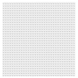LEGO® Classic: White Baseplate (11010)