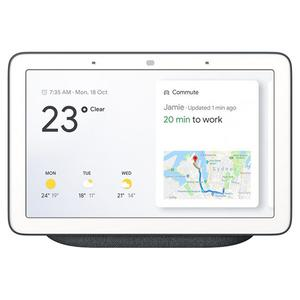 Google Nest Hub Charcoal (GA00515-EU)