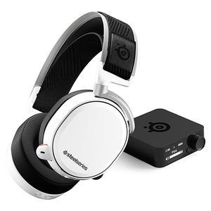 Gaming Headset SteelSeries Arctis Pro Wireless White (61474)