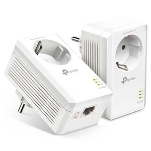 AV1000 Gigabit Passthrough Powerline Starter Kit TP-Link TL-PA7017P (v 4.0)