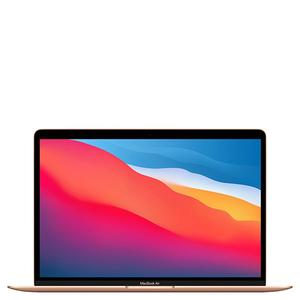 Apple MacBook Air (M1 CPU/8GB RAM/512GB SSD) Gold (MGNE3)
