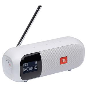 Speaker/Radio Bluetooth JBL Tuner 2 White