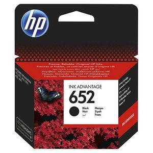 Μελάνι HP 652 Black (F6V25AE)