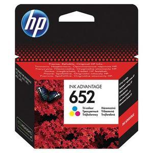 Μελάνι HP 652 Tri-Color (F6V24AE)