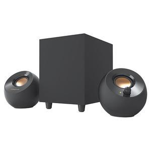 Speakers Creative Pebble Plus Black (51MF0480AA000)