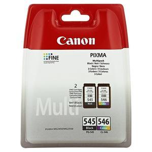Μελάνι Canon PG-545/CL-546 Black/Color Multipack (8287B005)