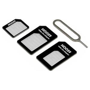 Noosy Nano SIM & Micro SIM Adapter Set (SIM-001)
