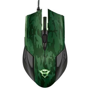 Gaming Mouse & Mouse Pad Trust GXT 781 Rixa Camo (23611)