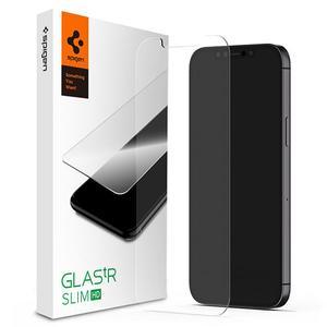 Tempered Glass Spigen® GLAS.tR Slim HD - iPhone 12 Pro Max (AGL01467)